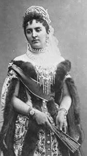 Anastasia Nicolaïevna de Russie, née Petrović-Njegoš 1868-1935