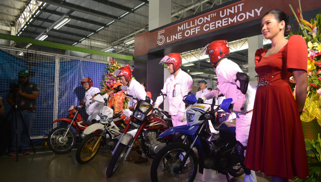 It Seems That Things Are Going Well For One The Countrys Most Prominent Motorcycle Manufacturers And Distributors Honda Philippines Incorporated HPI