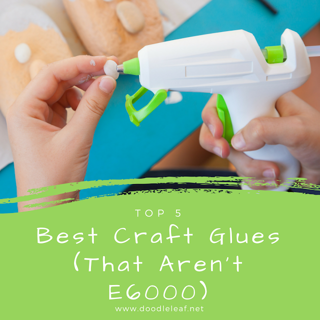 Top 5 Craft Glues