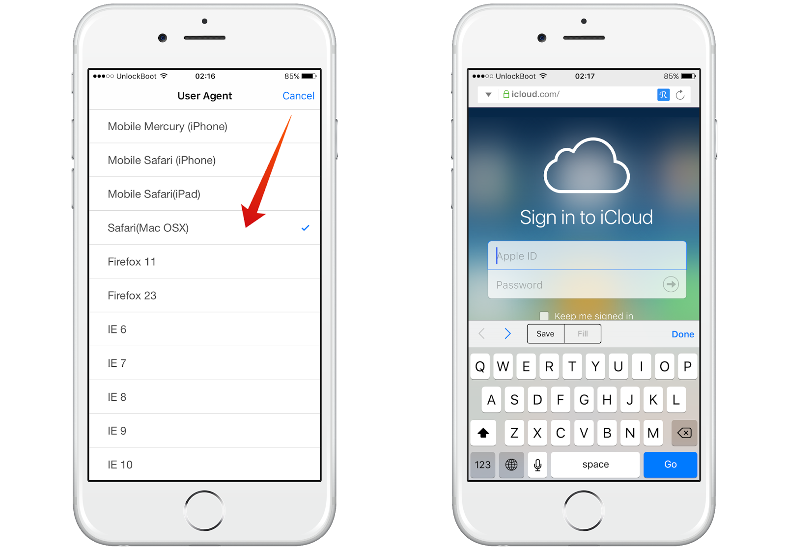 how to log into icloud on iphone how to sign in to icloud from iphone or 6935