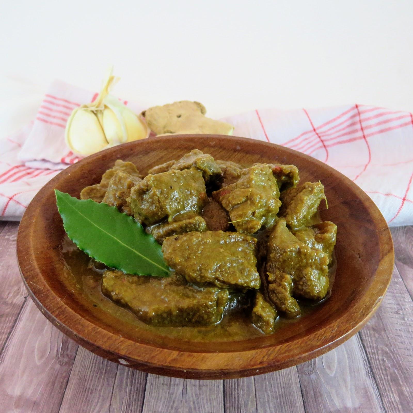 Rendang indonesisch kochen
