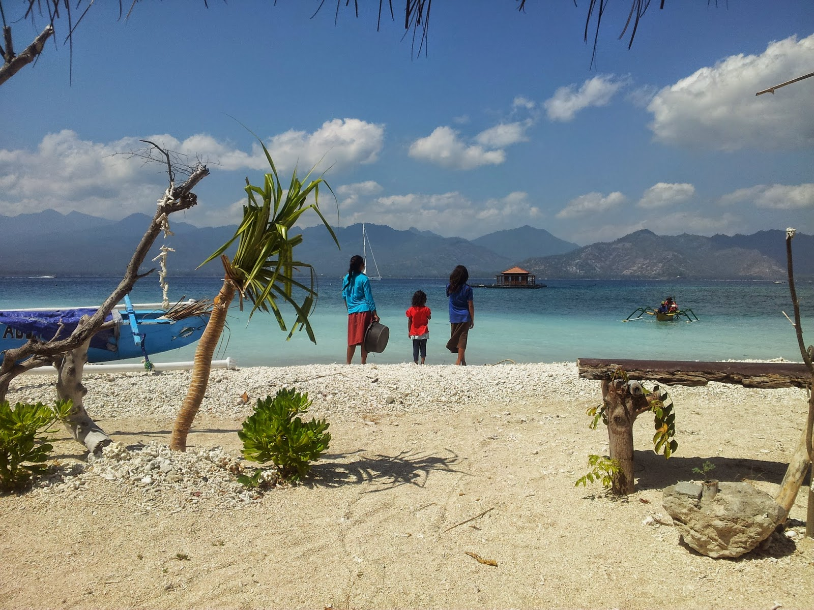 gili air beach hotel