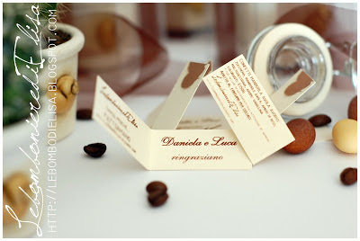 bigliettini bomboniere matrimonio