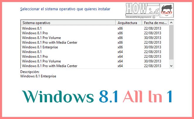 تحميل ويندوز 8.1 نسخة اصلية خام برابط مباشر للنواتين 32و 64 بايت -ويندوز.