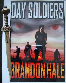 Portada del libro Day Soldiers, de Brandon Hale