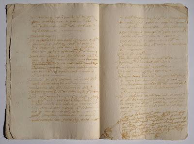 manoscritto antico - ancient manuscript