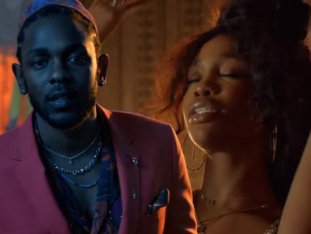 """Em parceria com SZA, Kendrick Lamar, lança o clipe """"All The Stars"""""""