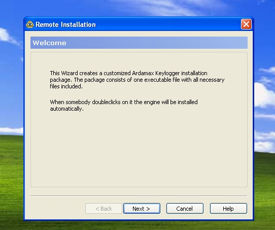 nisalsworld.com: How to Hack someone PC using Keylogger