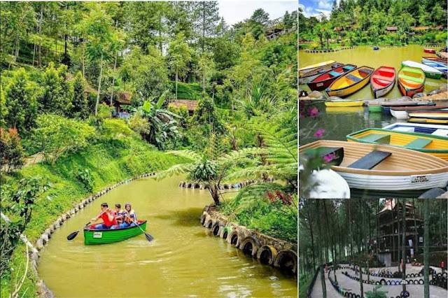 Dago Dream Park Tempat Wisata Alam dengan Wahana Bermain Anak