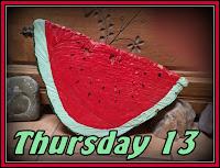 Thursday 13