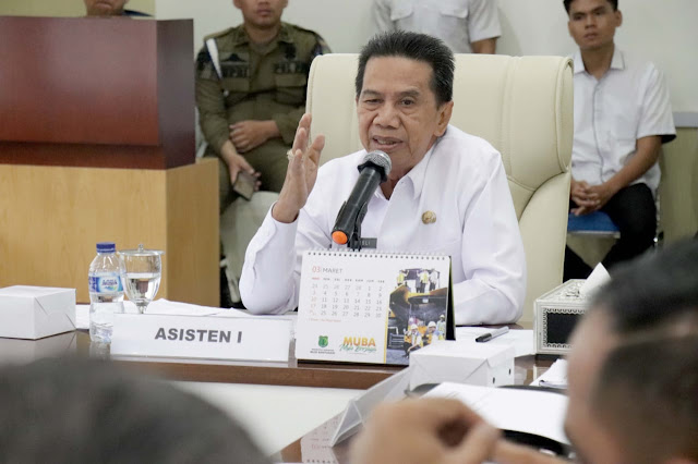 Pemkab Muba Kejar Mutu dan Juara STQ  Tingkat Kabupaten