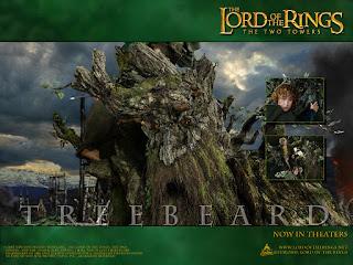 Ents. El Señor de los Anillos. JRR Tolkien.
