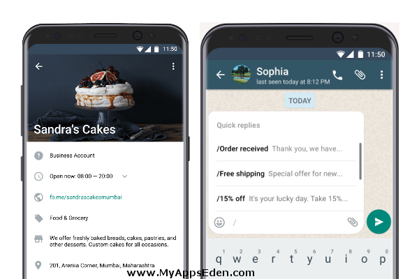 WhatsApp Business app for Android launched