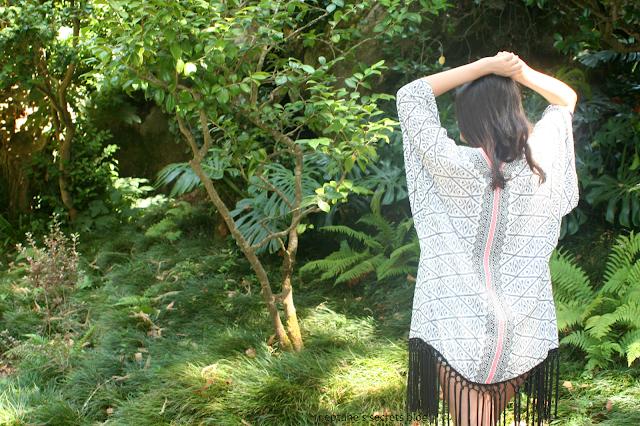 OOTD Kimono