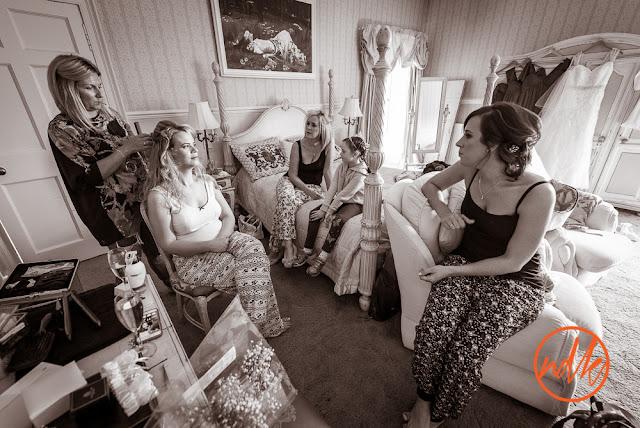 Fernie Castle Wedding Photography