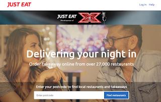 Britische Internet-Unternehmen: Just Eat