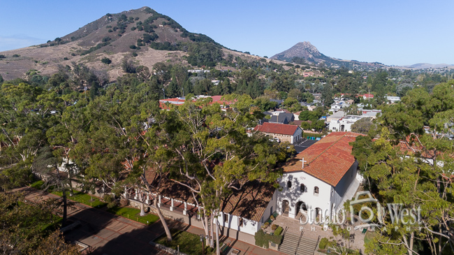 San Luis Obispo Drone Photography - Studio 101 West Photography