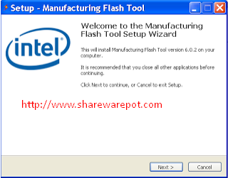 Intel manufacturing Tool