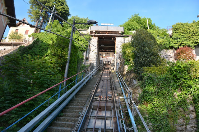 Brunate Funicular Como
