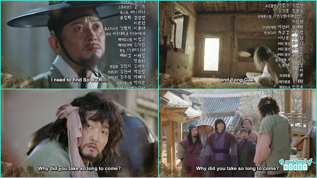 gil dong reunte with his father's men - Rebel: Thief Who Stole the People: Episode 8 Preview