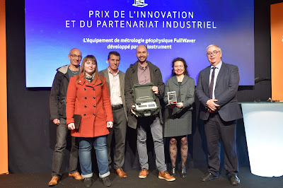 Prize of Innovation and Industrial Partnership