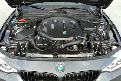 Foto Mesin 340i BMW F30