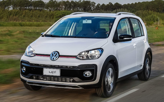 Novo VW Up! Extrenme TSI 2020