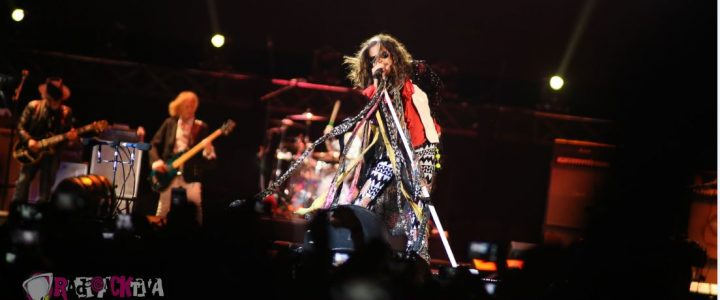 Aerosmith estaría planeando grabar nueva música a finales de 2017