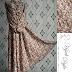 Baju gamis syari motif bunga wolfis GB0003