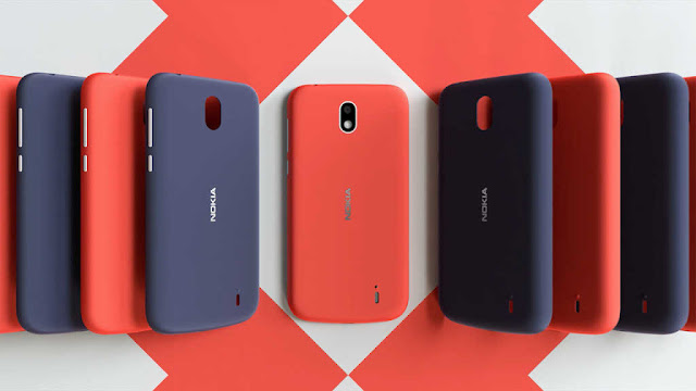 Nokia 1 Xpress On Covers