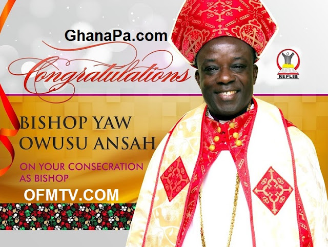 Bishop Yaw Owusu Ansah