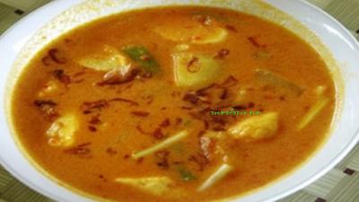 pengertian sayur besan, sayur besan adalah, resep masakan, resep kue, resep tradisional, resep khas indonesia, masakan betawi, sayur langka, sayur santan
