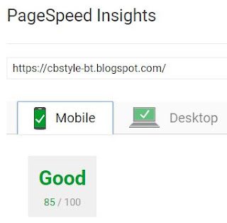 cb style page speed