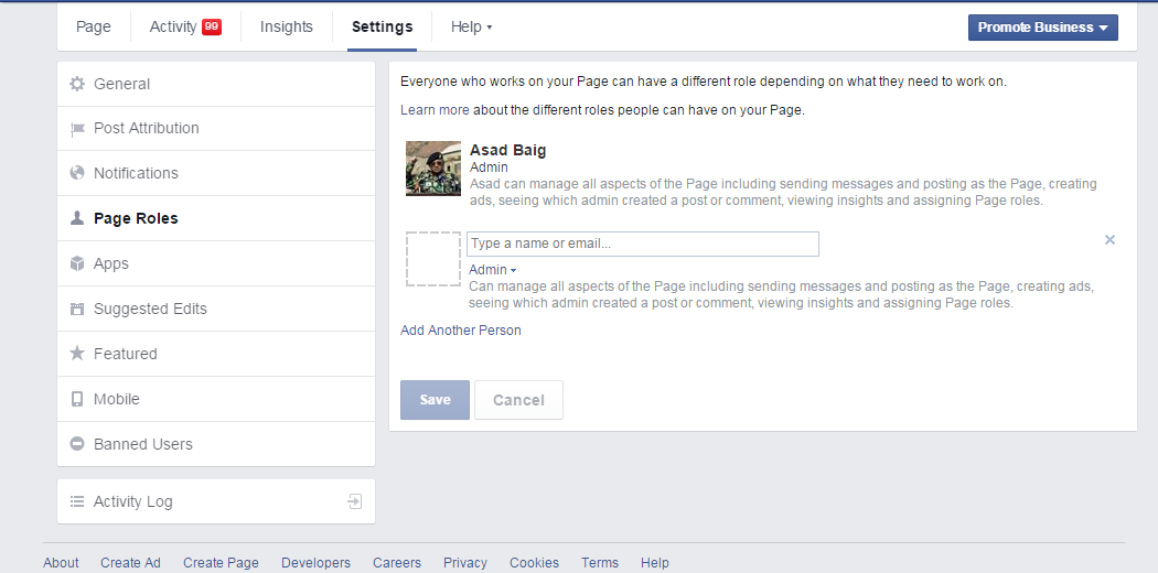 Facebook Page New Admin Restriction Bypass | Tech4Facebook