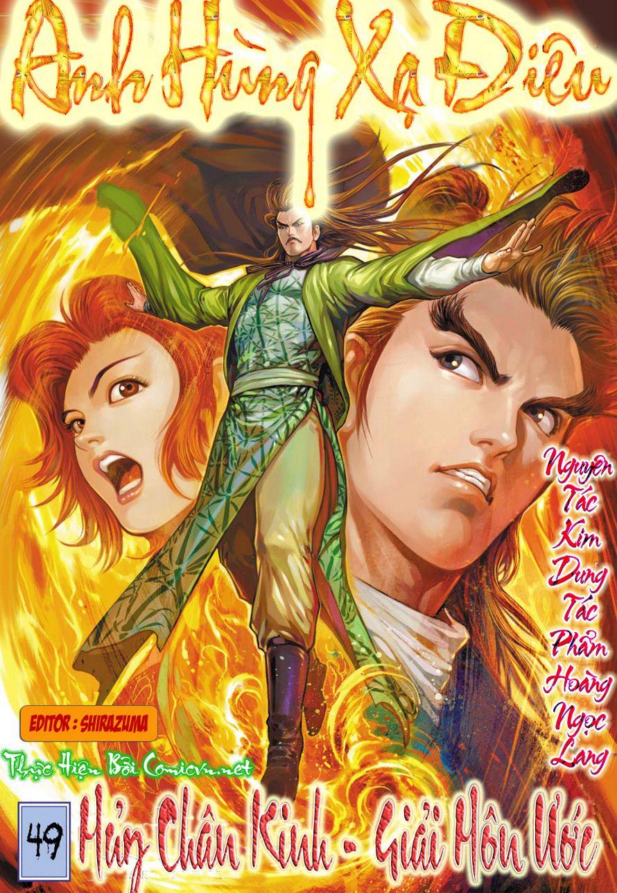 Anh Hùng Xạ Điêu anh hùng xạ đêu chap 49 trang 1