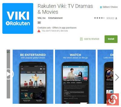 7 Aplikasi Streaming TV Online Android Trbaik