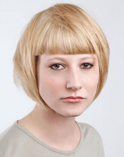 short hairstyles with weave