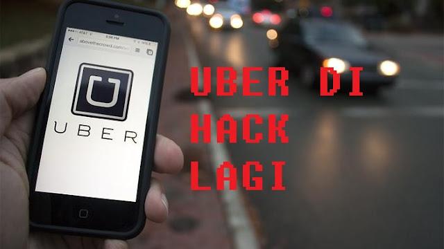 Lagi, Uber Di Hack Setahun Lalu, Begini Penyelesaian Tebusannya
