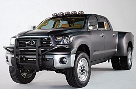 Toyota Tundra TRD Pro Diesel 2017