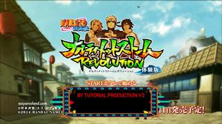 Naruto Senki Ultimate Ninja Storm Revolution Mod by Tutorial Production Apk