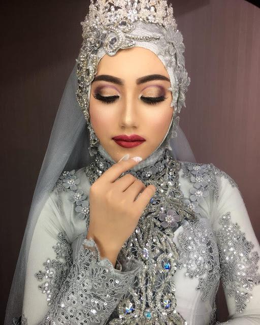 tata rias pernikahan muslimah hijabbers 2019