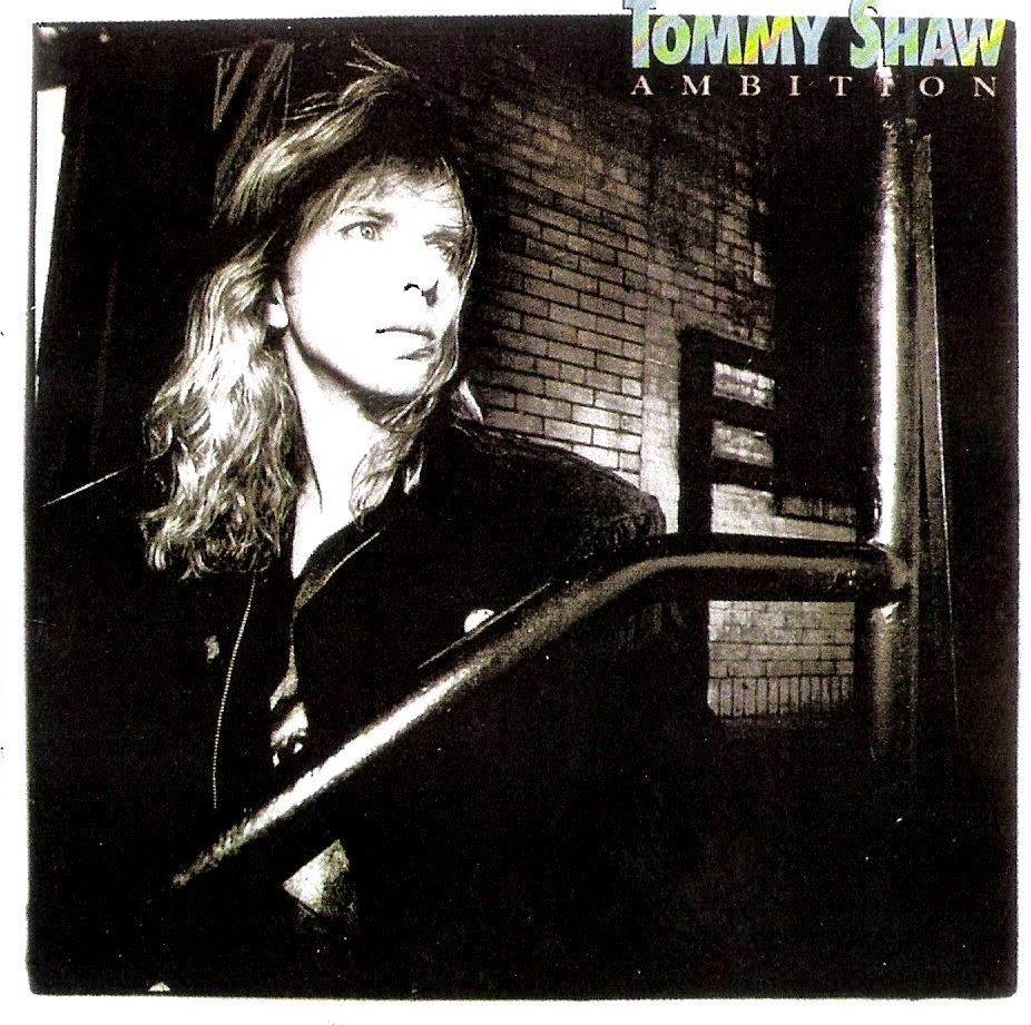 Tommy Shaw Ambition 1987 aor melodic rock
