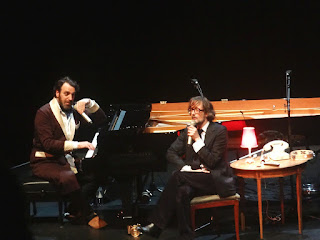 18.03.2017 Hamburg - Kampnagel: Chilly Gonzales & Jarvis Cocker