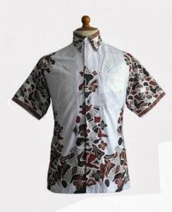 Model Baju Batik Modern Laki Laki Semar Batik