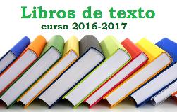 Libros de texto 2016-2017