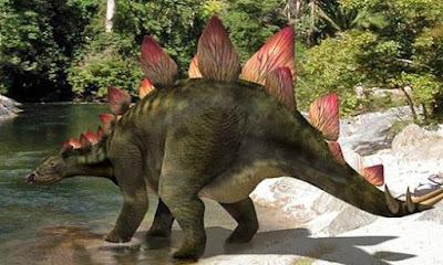 Nama-Nama Dinosaurus Stegosaurus