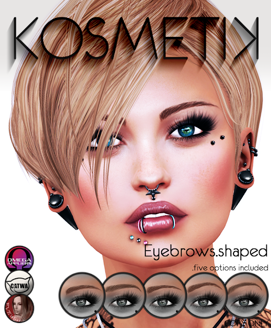 .kosmetik Eyebrows.shaped
