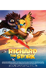 Richard, la cigüeña (2017) BDRip 1080p Latino AC3 2.0 / ingles DTS 5.1