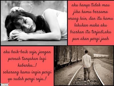 Kata kata sedih untuk pacar