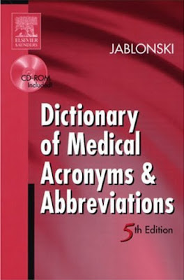 Download free ebook Dictionary of Medical Acronyms and Abbreviation pdf